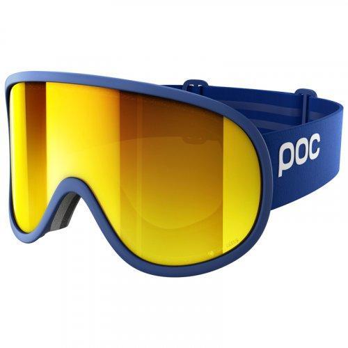 Retina Big Clarity маска гірськолижна (Basketane Blue/Spektris Orange, One)
