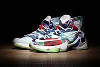 Мужские баскетбольные кроссовки Nike Lebron 13 (Multicolor), фото 1
