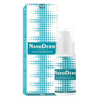 NanoDerm (НаноДерм) гель проти грибка купити на офіційному сайті в Києві та Україні