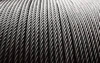 Канат сталевий канат подвійного звивання ГОСТ 7668 d=9.7 мм