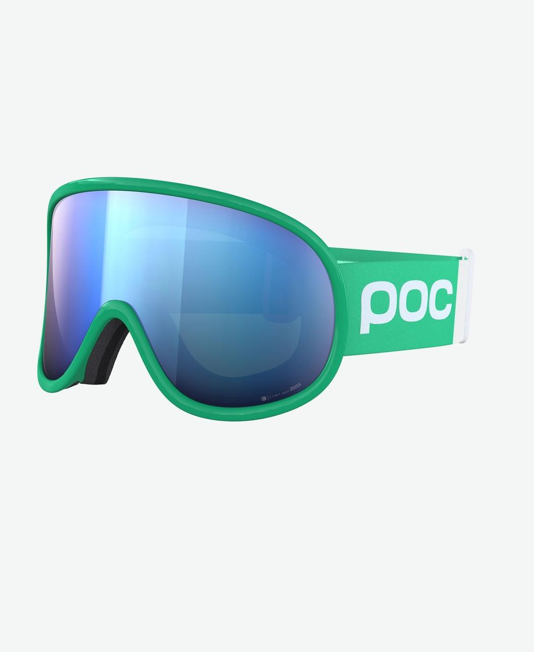 Retina Big Clarity Comp маска гірськолижна (Emerald Green/Spektris Blue)