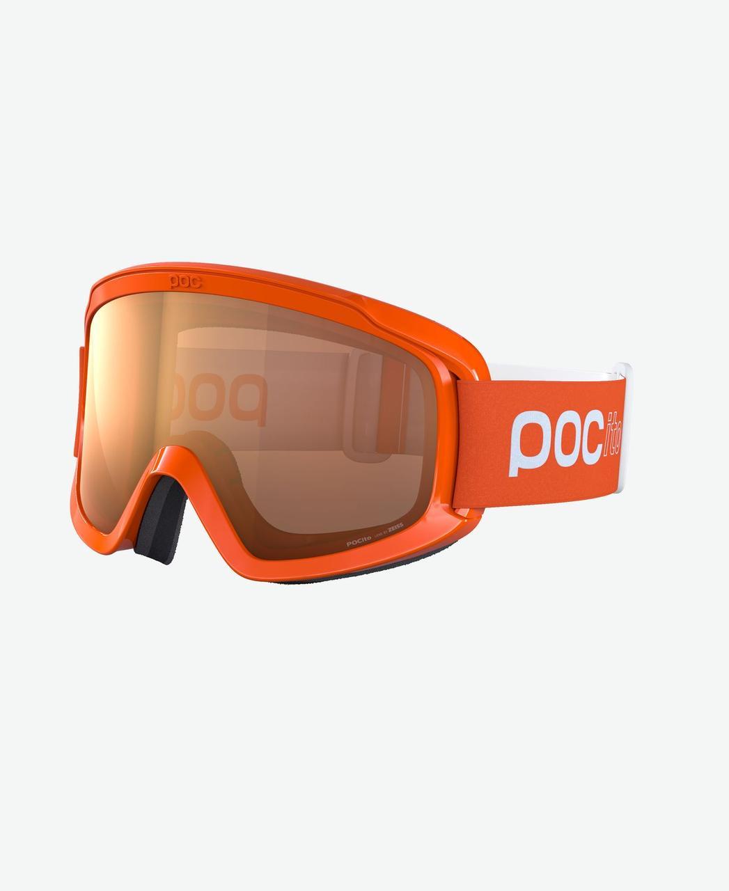Opsin POCito маска гірськолижна (Fluorescent Orange)