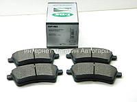 Тормозные колодки передние на Рено Кенго II (2008>) LPR (Италия) - 05P1465