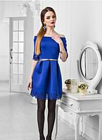 Платье неопрен с перфорацией 3139 (НАТ)