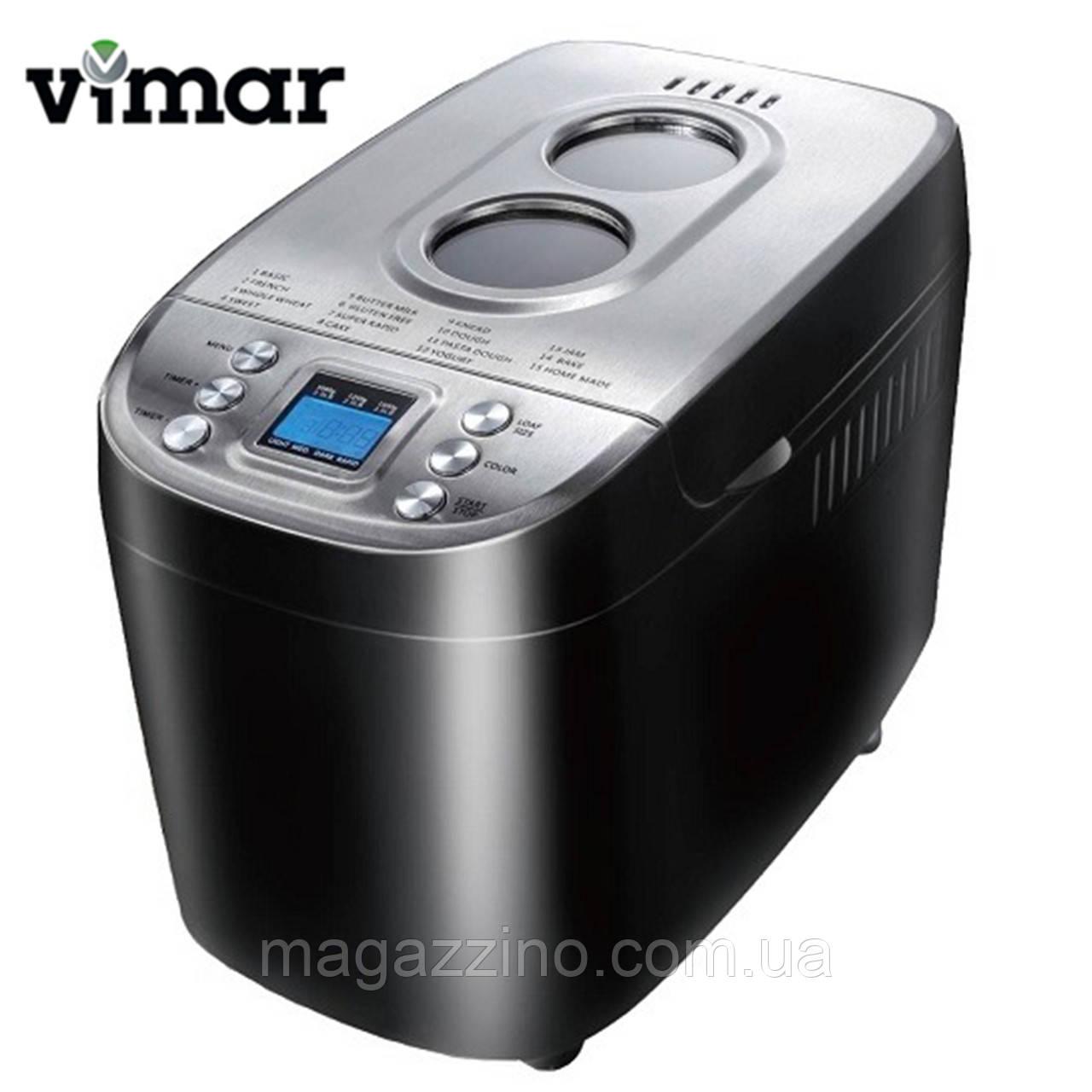 Електрична плита настільна хлібопічка, Vimar VBM-725, 850 Вт.