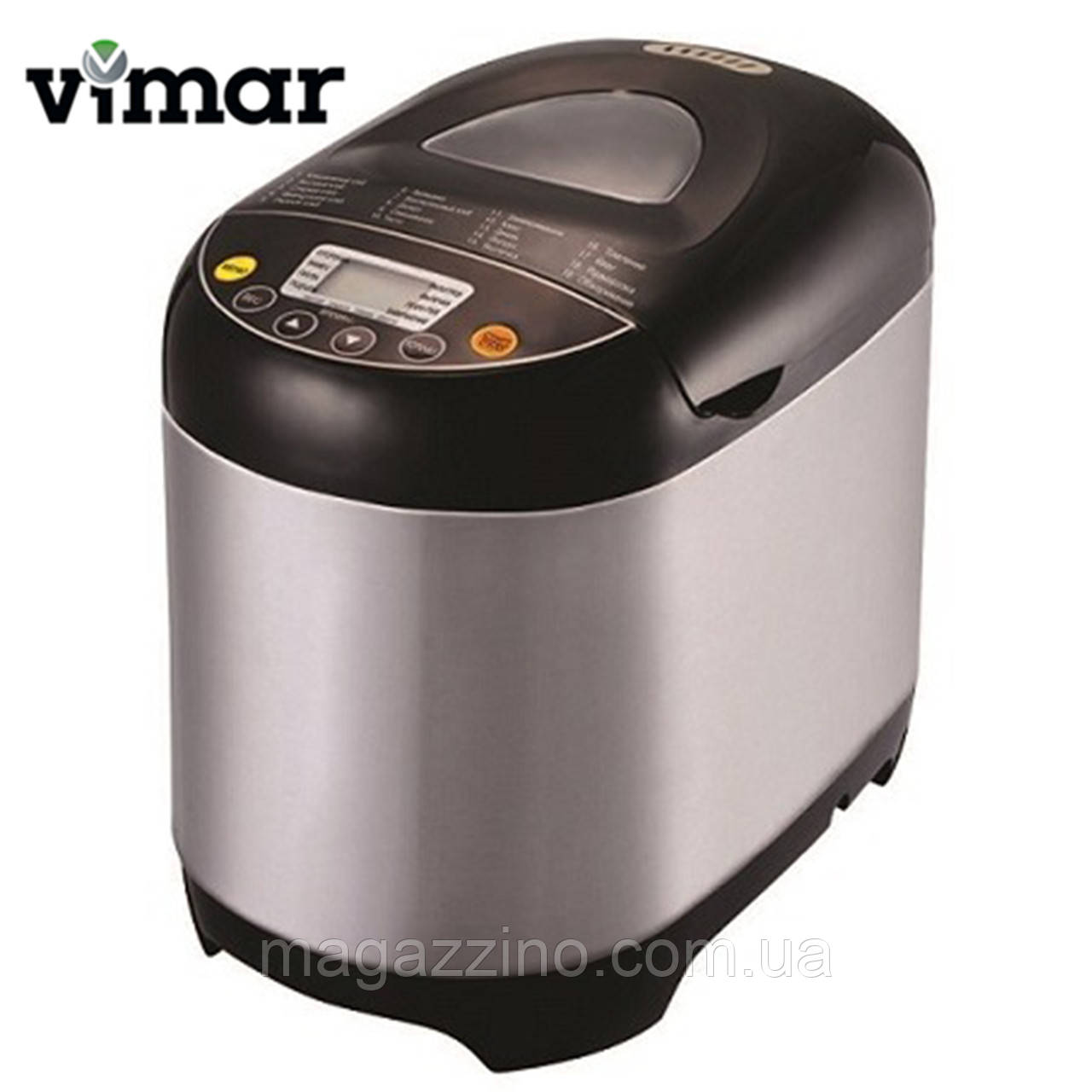 Електрична плита настільна хлібопічка, Vimar VBM-685, 550 Вт.