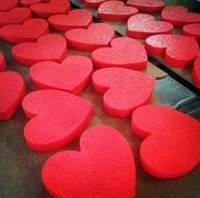 Сердце декоративное, с4