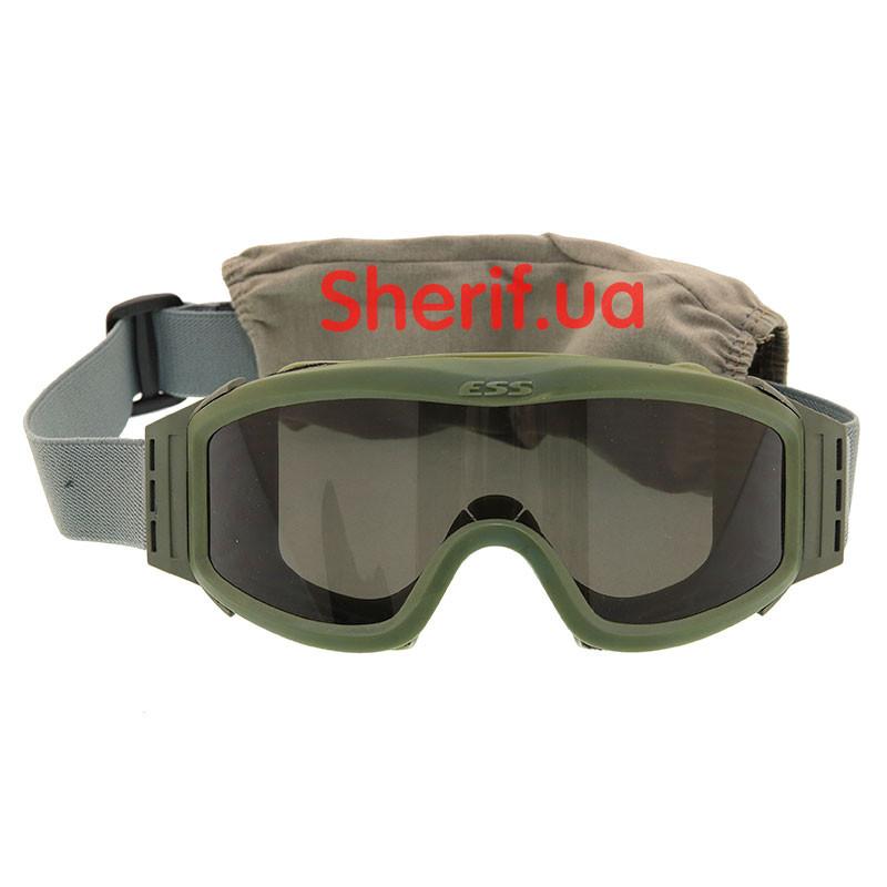 Очки-маска тактические ESS Olive - Военторг Шериф в Днепре c73ba74e379a4
