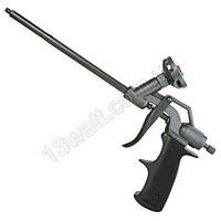 Пистолет для монтажной пены с полным тефлоновым покрытием профессиональный PT-0606