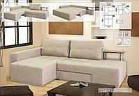Диван мягкий угловой для гостиной фабрики Мебель Сервис  Малибу