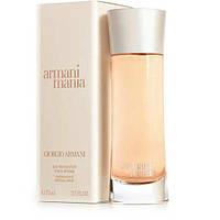 Женская парфюмированная вода Armani Mania 100 ml
