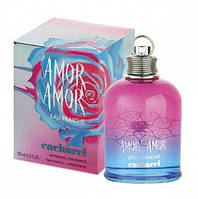 Женская парфюмированная вода Amor Amor Eau Fraiche Cacharel 100 ml
