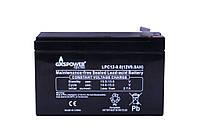 Cвинцово-кислотный аккумулятор Gaspower Electro LPC 12-9.0 (9Ah, 12В, 290 циклов)