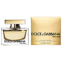 Женские духи Dolce & Gabbana THE ONE 75 ml