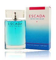 Женская парфюмированная вода Escada Into The Blue 75 ml