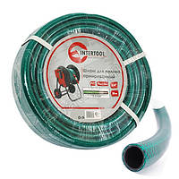 Шланг для полива 3-х слойный 1/2, 30м, армированный PVC GE-4025