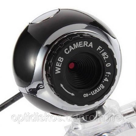 Веб-камера CSA000901, USB2.0, микрофон, 5Мп