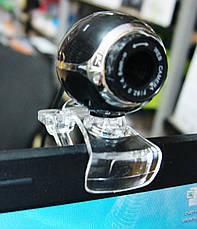 Веб-камера CSA000901, USB2.0, микрофон, 5Мп, фото 3
