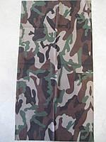 Летний камуфляжный бафф, buff, бесшовный шарф, повязка (#370)