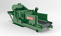 Стационарная электрическая щеподробилка Jenz HE360STA