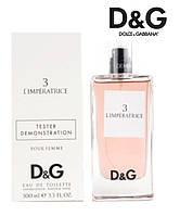 Dolce & Gabbana 3 L`Imperatrice Дольче Габбана Императрица женский, 100 мл
