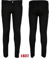 Котоновые брюки для девочек  F&D, 6-16 рр. Арт.DY-1837, фото 1