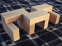 Кубики Никитина (1 комплект), фото 1