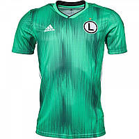 Спортивна кофта adidas LWA Legia Warszawa Home Jersey Hi-Res Green/Black/White Green - Оригінал, фото 1