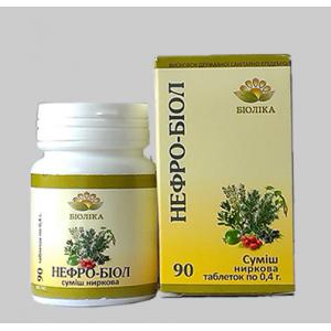 Нефро-биол табл. (90 шт.)
