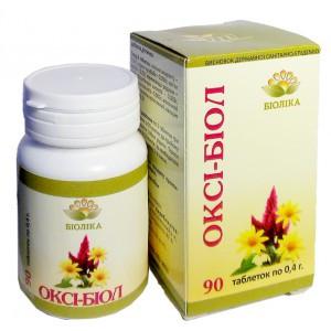 Окси-биол табл. (90 шт.)