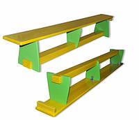 Скамья гимнастическая длина 2м