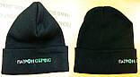 Фирменные шапки с вышивкой, шапки с логотипом, фото 2