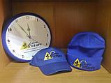 Фирменные шапки с вышивкой, шапки с логотипом, фото 3