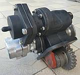 Коробка отбора мощности КОМ МАЗ-500, 5334, 5336, 5337 бензовоз / Раздатка МАЗ. АТЗ-8,7-533702.01.300, фото 3