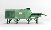 Стационарная электрическая щеподробилка Jenz HE700STA