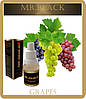 Жидкость для электронных сигарет Mr.Black Виноград 18 мг/мл (High) - 15 мл