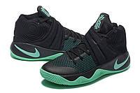 Мужские Баскетбольные кроссовки Nike Kyrie 2 (Black/Mint), фото 1