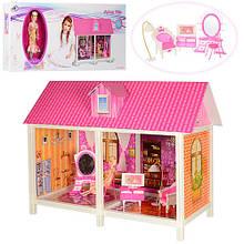 Будиночок для Барбі 66882 з меблями і лялькою Барбі