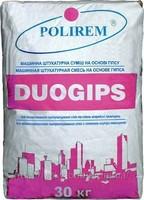 Polirem Duogips машинная штукатурка