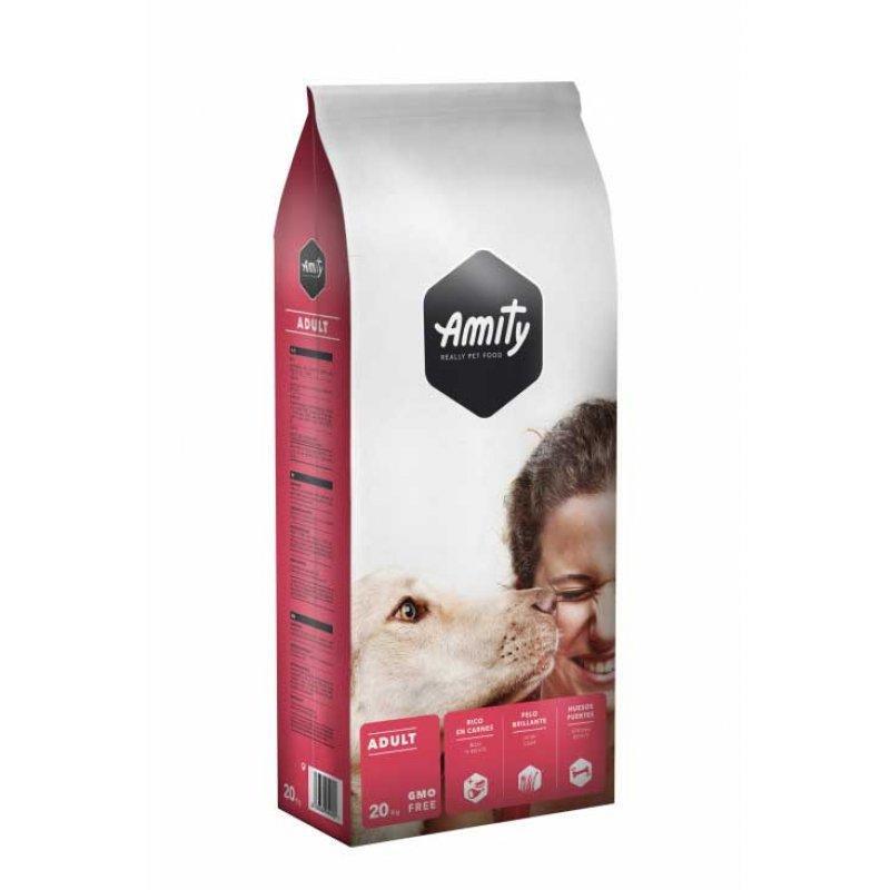 Сухой корм AMITY ECO Adult 20 кг для взрослых собак всех пород
