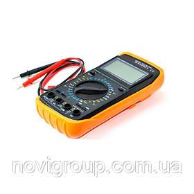Мультиметр DT-9202 Вимірювання: V, A, R, C