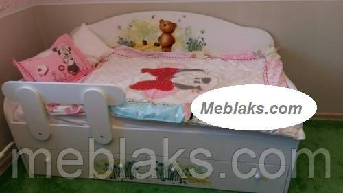 """Кровать диванчик """"Мишка с медом"""" Mebelkon, фото 2"""