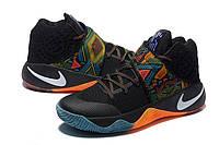 Мужские Баскетбольные кроссовки Nike Kyrie 2 (Black/Multicolor), фото 1