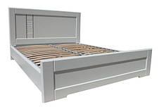 Кровать Зоряна (1,60 м.) (ассортимент цветов), фото 3