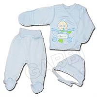 Комплекты для новорожденных 3в1 ТМ Габби