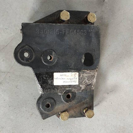 Кронштейн рульового механізму DongFeng 1064/1074 Донг Фенг 1074/1064, Богдан DF47, фото 2