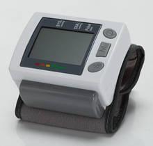 Тонометр на запястье UKC Blood Pressure Monitor - тонометр автоматический электронный