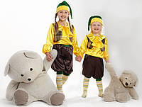 Детский карнавальный костюм ГНОМ 104р., фото 1