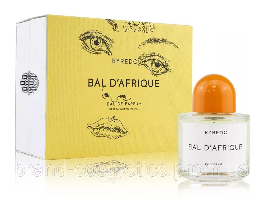Парфумована вода Byredo Bal d'afrique Limited Edition унісекс 100 мл (Original Quality)