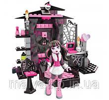 Мега блокс Комната Дракулауры Монстер хай Mega Bloks Monster High Draculaura´s Vamptastic Room